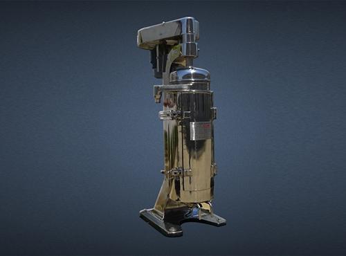 GQLB-105N型开门式管式分离机